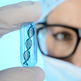 DNA-analyse af støv